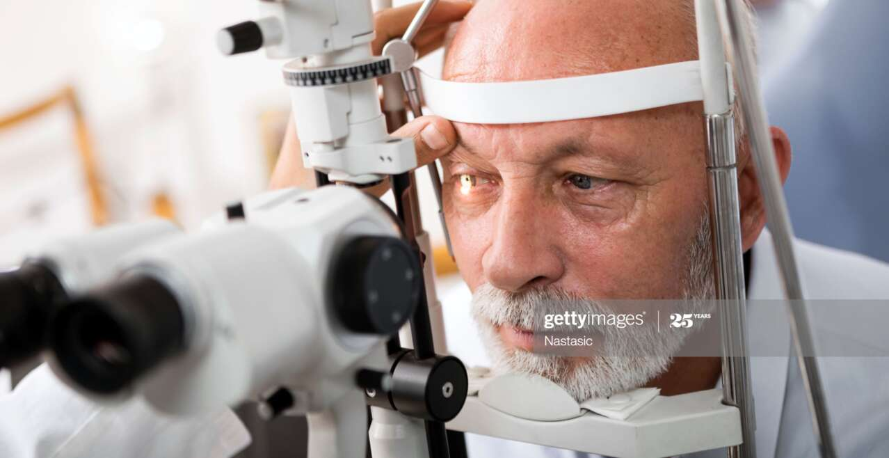 Rottura e distacco di retina